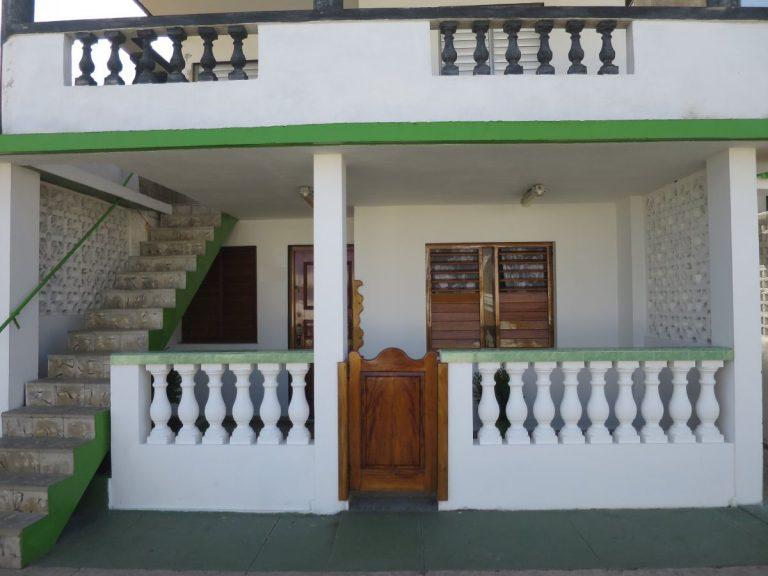 Casa Playita Habana: Eingang