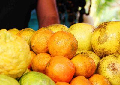 immer frisches Obst zu kaufen