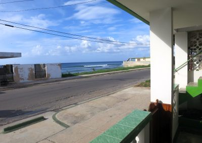 Das Meer gegenüber